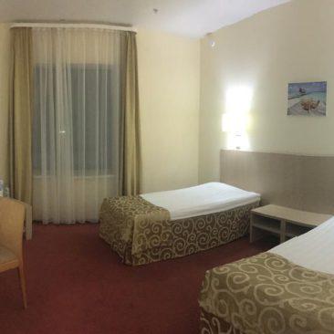 Отель «Аквариум»